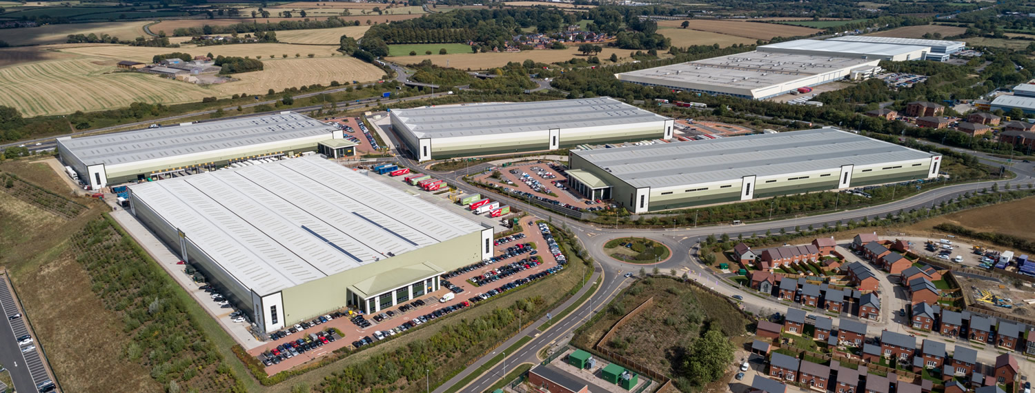 Segro Logistics Park, Rugby Gateway