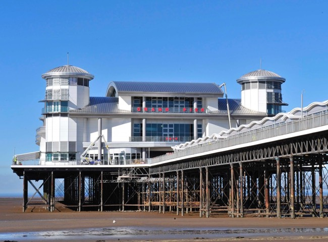 The Grand Pier - Weston-super-Mare