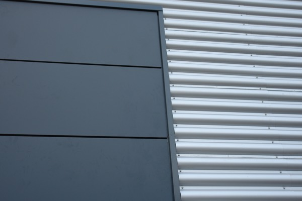 Twin Skin Cladding